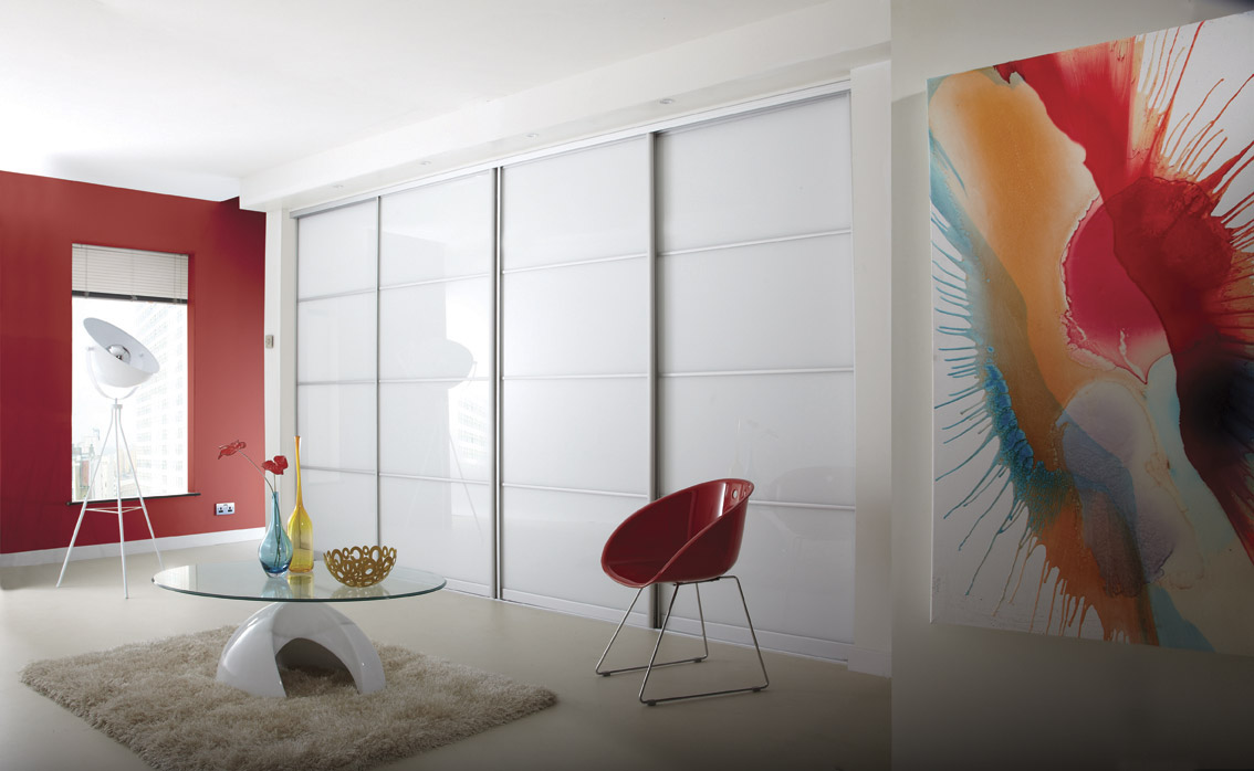 Fitted Sliding Wardrobes Modern Supafit Bedrooms